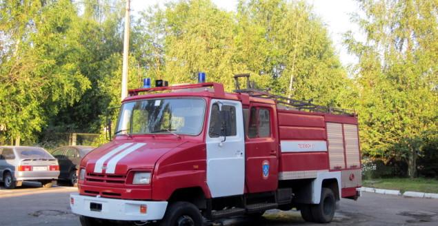 АЦ-1,8-20 на базе ЗиЛ 5301
