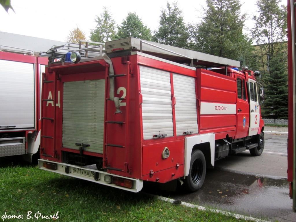 "АЦ-1,8-20(5301)Производство:ОАО""ПОЖТЕХНИКА"""