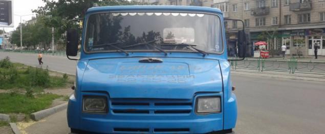 ЗиЛ 5301 Бычок эвакуатор (2004 г.)