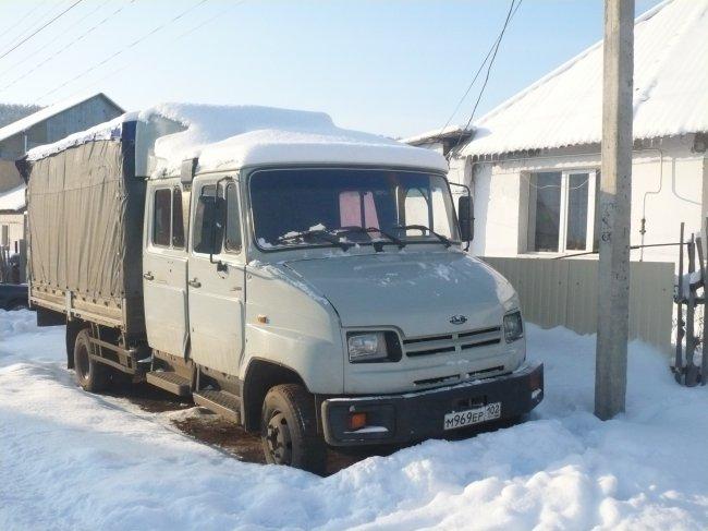 ЗиЛ 5301 Бычок (2000 г.)